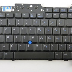 Tastatura Dell Latitude D620 cu mouse pointer sh - Tastatura laptop
