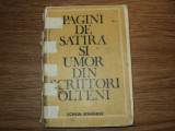 Pagini de satira si umor din scriitori olteni de Ion Dianu (1986), Alta editura