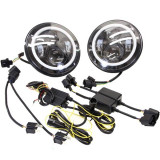 Set Faruri Angel Eyes LUPA Mercedes Benz - G-Klasse  Austin - MINI AL- TCT-5654, Bmw