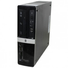 Calculatoare second hand HP Pro 3010 SFF, Dual Core E5300 - Sisteme desktop fara monitor HP, Fara sistem operare