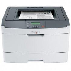 Imprimante second hand cu duplex Lexmark E360D - Imprimanta laser alb negru