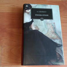 ENIGMA OTILIEI- - Roman