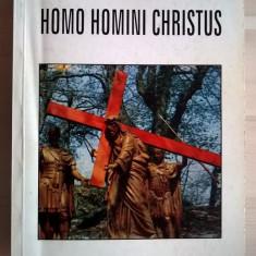 Petru Pecican - Homo homini Christus