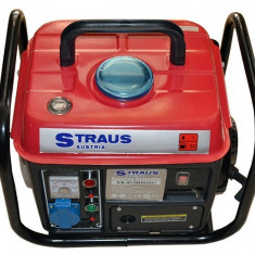 Generator Straus Austria 950W W-ST-GT-009A Practic HomeWork - Generator curent
