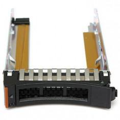 Caddy/Sertar HDD 2.5 inch SFF Hot-Swap SAS/SATA IBM 44T2216 - Rack HDD