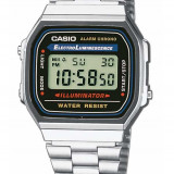 Ceas original Casio Retro A168WA-1YES