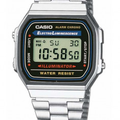 Ceas original Casio Retro A168WA-1YES - Ceas unisex