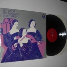Le Trésor Des Musiques Délectables Petit Conservatoire Amiens Abaye Saint-Acheul - Muzica Clasica Altele, VINIL