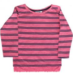 Bluza roz cu dungi pentru fetite, Topolino