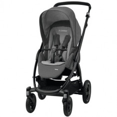 Carucior Stella Concrete Grey - Carucior copii 2 in 1 Maxi Cosi