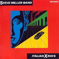 Steve Miller Band - Italian X Rays -Jpn Card- ( 1 CD )