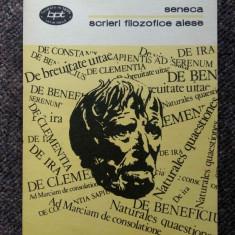 Seneca - Scrieri filozofice alese - Carte de aventura