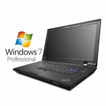 Laptop Refurbished Lenovo ThinkPad L512, i5-520M, Windows 7 Pro foto mare