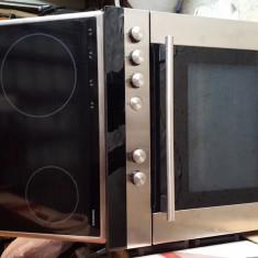 Cuptor incorporabil Liebherr +plita electrica Siemens