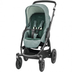 Carucior Stella Nomad Green - Carucior copii 2 in 1 Maxi Cosi