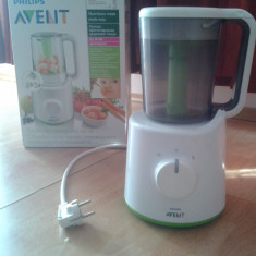 Philips Avent Steamer Blender SCF870 / 22 / AJ
