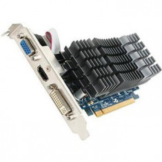 Placi video second hand ASUS EN210 SILENT 1GB DDR3 - Placa video PC