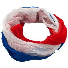 Esarfa dama Accires, circulara, tricolora, poliamida, 4040FR - Esarfa, Sal Dama