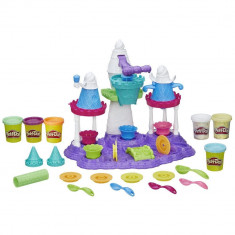 Set de joaca Play Doh, Mega Castelul de inghetata - OKAZIE, Unisex