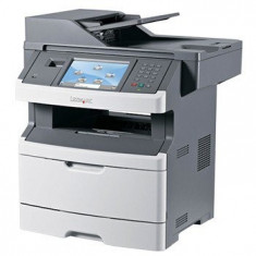 Multifunctionala second hand laser monocrom Lexmark X466