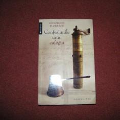 Gheorghe Florescu - Confesiunile unui cafegiu - Biografie