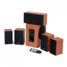 Boxe Genius 5.1 5050 V2, 150 W, Cherry(wood) - Boxe PC Genius, 121-160W, In Subwoofer