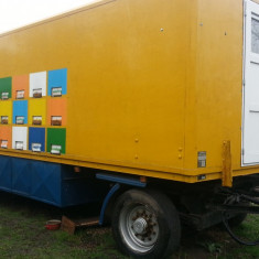 Remorca apicola omologata - Camion