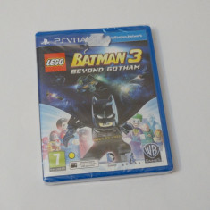 Joc Sony PS Vita - LEGO Batman Beyond Gotham - sigilat - Jocuri PS Vita, Actiune, 3+, Single player