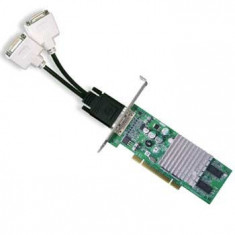 Placa video pci NVIDIA Quadro NVS 280 64mb low profile
