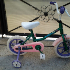 Pretty Girl, bicicleta copii 12