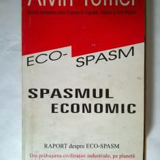 Alvin Toffler - Eco-Spasm Spasmul economic