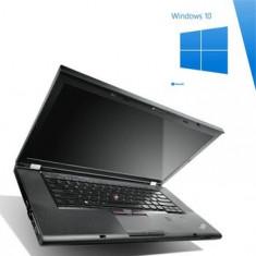 Laptop Refurbished Lenovo Thinkpad T530, i5-3210M, Win 10 Home - Laptop Lenovo, Intel Core i5