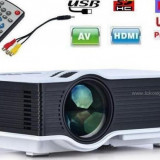Videoproiector Home Cinema LED SMP UC40 Practic HomeWork