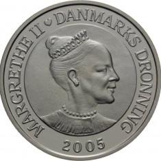 Danemarca - 10 Kroner 2005 - 31.1 Gr - Argint 999 - H.C. Andersen, Europa