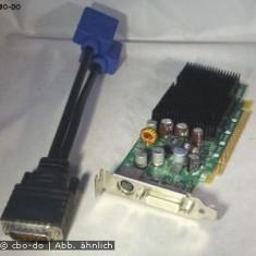 Placa video second hand profesionala cu 2 iesiri - Placa video PC