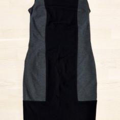 Rochie eleganta PAUL & SHARK 100% originala - Rochie de zi, Marime: 42, Culoare: Negru, Fara maneca, Bumbac