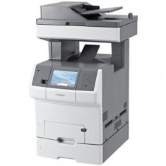 Multifunctionale second hand color Lexmark X738de - Multifunctionala