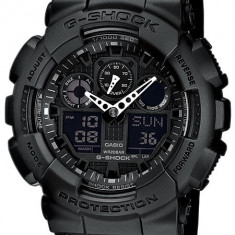 Ceas barbatesc Casio G-Shock GA-100-1A1ER, Sport
