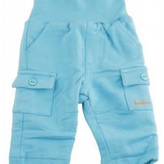 Pantaloni bebelusi Baby Walz, Bornino, turcoaz