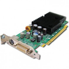 Placi video second hand NVIDIA GeForce 7300LE 256MB LP HDCP - Placa video PC NVIDIA, PCI Express