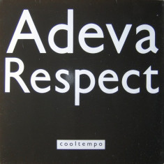 Adeva - Respect 1988 disc vinil Maxi Single Garage House - Muzica House