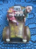 Masina vintage TAXI - STARE IMPECABILA - PERFECTA PETRU UN CADOU!