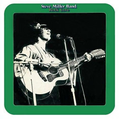 Steve Miller Band - Rock Love -Jpn Card- ( 1 CD )