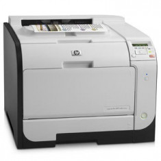 Imprimante second hand HP LaserJet Pro 400 Color M451dw - Imprimanta laser color
