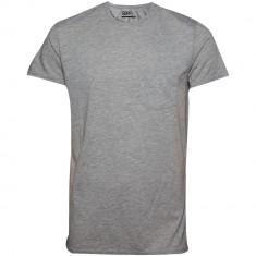 Tricou cu buzunar SOHO NY, gri, pentru barbati