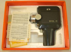 Camera filmat 8mm Agfa Movex SV(1810)
