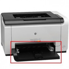 Imprimante sh color HP LaserJet Pro CP1025nw cu wireless - Imprimanta laser color