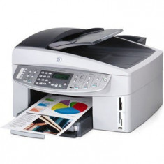Multifunctionale second hand inkjet HP Officejet 7210 - Imprimanta inkjet