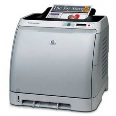 Imprimante color sh HP Color Laserjet 2600n - Imprimanta laser color