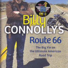 Carte in limba engleza: Billy Connoly's - Route 66 ( hardcover ) - Carte in engleza